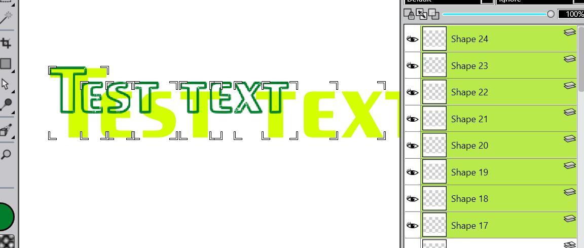 Text Outline Border - Essentials Tech Questions - Essentials Café