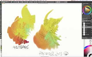 Painter 2019 : Do not fit my expectations (again) - Corel Painter