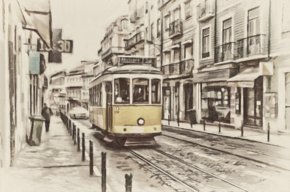 Lisbon tram show your essentials creations essentials for How much does a hillside tram cost